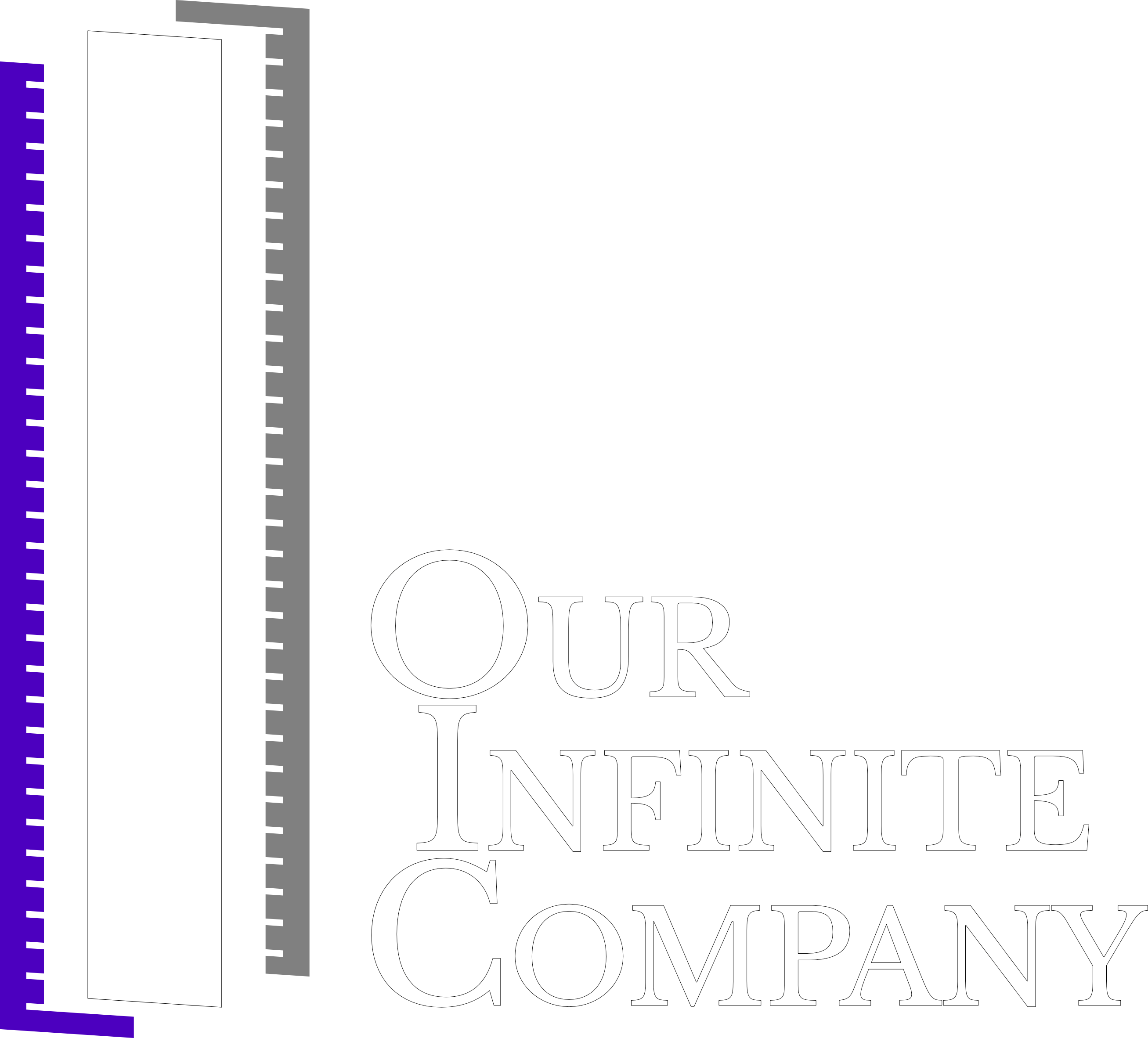 Our Infinite Company